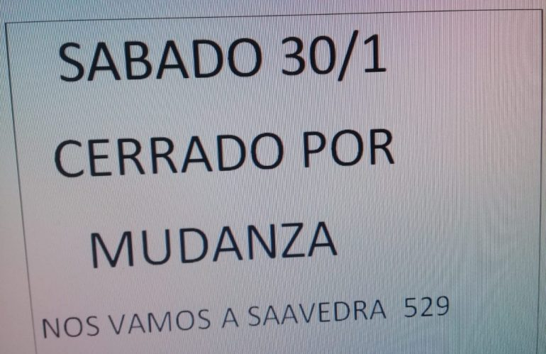 Date SRL se muda a Saavedra 529, Bahía Blanca